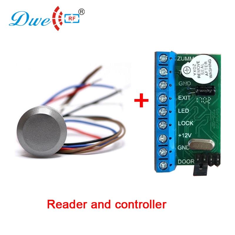 все цены на DWE CC RF ACS mini 125khz EMID marine reader and RFID door controller with beeper