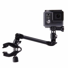360 Degree Adjustable Guitar Bass Violin Music Stand Mount for GoPro HERO6 /5 /5 Session /4 Session/4 /3+ /3 /2 /1, Xiaoyi
