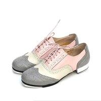 جلد طبيعي الكبار الأطفال الرجال النساء الأحذية الصنبور الدولي إنتاج جلد البقر الأحذية الصنبور الرقص المقرر خاصة الساخنة