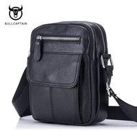 Men Messenger Bags 100 Genuine Leather Designer Handbags High Quality Men S Bag Cowhide Man Shoulder