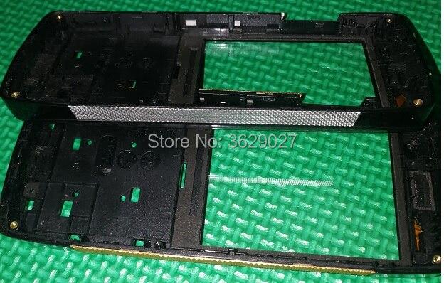SZWESTTOP d'origine Avant boîtier avec verre pour Philips X5500 CTX5500 Mobile boîtier avec objectif pour Xenium téléphone téléphone portable