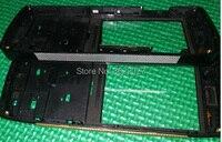 SZWESTTOP originele Front behuizing met glas voor Philips X5500 CTX5500 Mobiele behuizing met lens voor Xenium telefoon cellphone