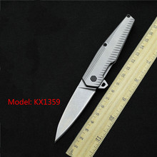 EF OEM 1359 Tactical Folding Knife 8CR13MOV Assisted Flipper Camping Survival Utility EDC Pocket Tools