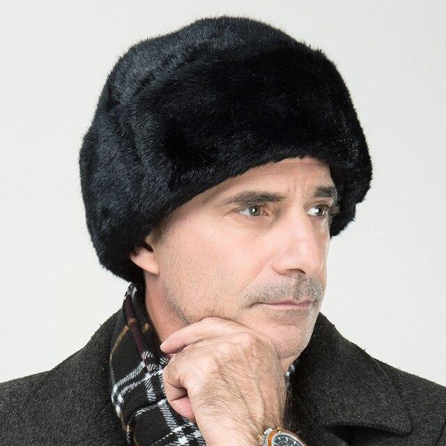 Искусственный шерсть лиса купола высокое качество меховая шапка Русская зима hat завод прямых продаж B-0653