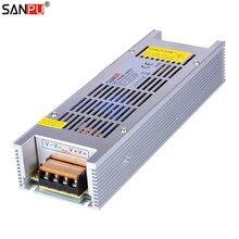 SANPU SMPS 300 watt 24 v Led treiber 12a Konstante Spannung Schaltnetzteil 220 v 230 v ac  dc Beleuchtung Transformator Lüfterloses Indoor