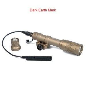 Image 3 - LAMBUL M600V IR Licht Scout NV Jagd Nacht Evolution LED Taschenlampe Armas Taktische Infrarot Waffe Licht Für Outdoor Sport