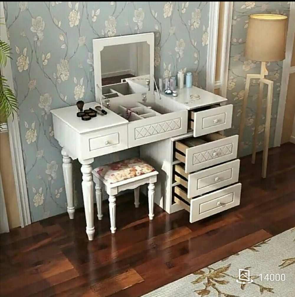 Многофункциональный белый scable contract morden туалетный столик для маленькой семьи комод для спальни мини флип-платье
