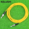 KELUSHI 3 meters single mode fc-fc fiber optic jumper fc pigtail jumper fiber optic cable fast shipping