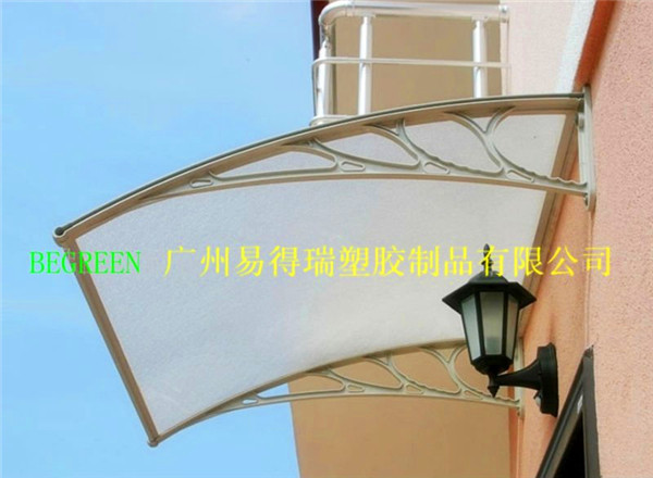 YP80100 80x100 cm 31.5x39in profundidade 80 cm largura 100 cm claro/branco/preto comercial tendas entrada toldos porta toldo em policarbonato