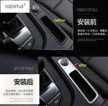 Интимные аксессуары для Audi A4 B9 Седан/Avant/Allroad Quattro 2016 2017 Трансмиссия Цельнокройное Шестерни кнопки регулировки громкости крышка отделка