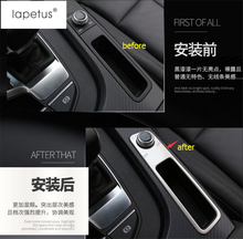 Accessories For Audi A4 B9 Sedan / Avant / Allroad Quattro 2016 2017 Transmission Shift Gear Volume Adjustment Button Cover Trim