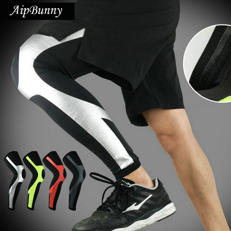 2 Pcs Improve Circulation Compression Breathable Legwarmers Basketball Football Running Jogging Hiking Cycling Leg Sleeves Sock