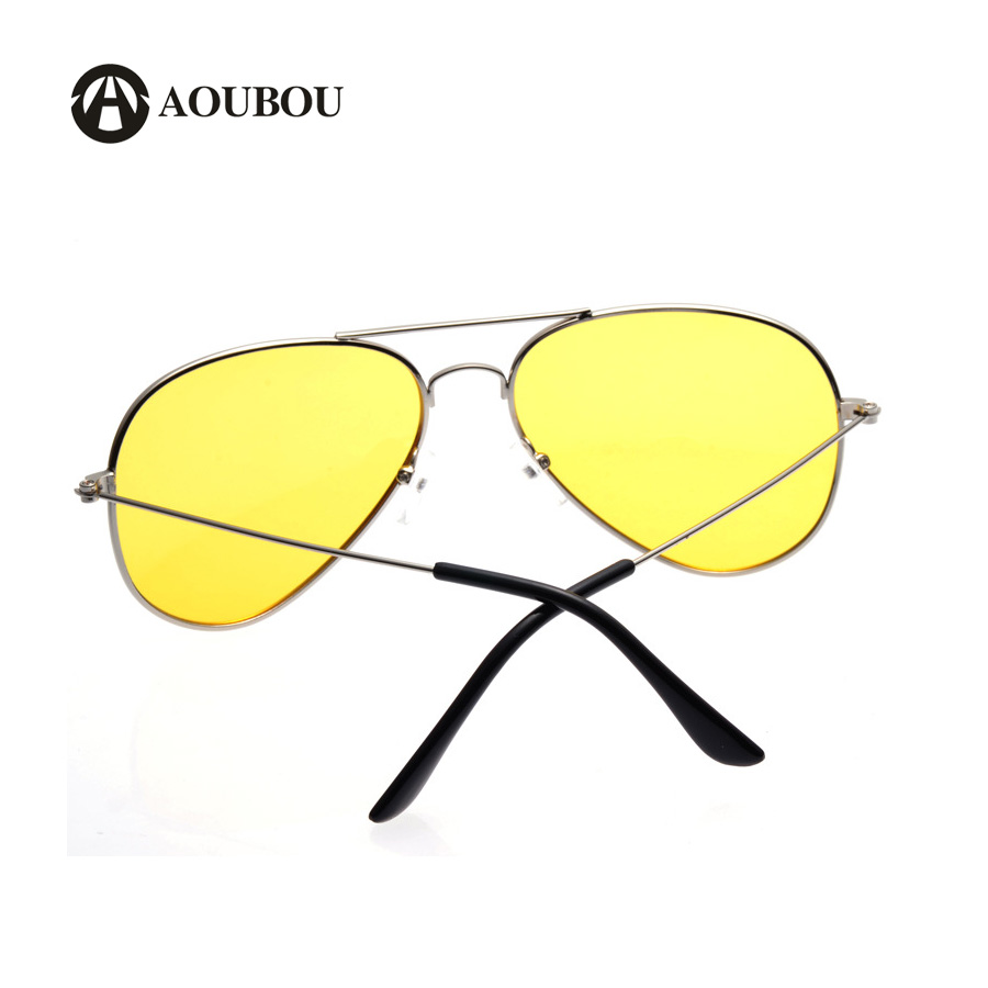 b95b86ad68 Night Vision Sunglasses triumph shopaho licStyle Anti glare glasses Mens  Drivers Mirror Female Male Goggle Yellow Glasses 6227-in Sunglasses from  Apparel ...