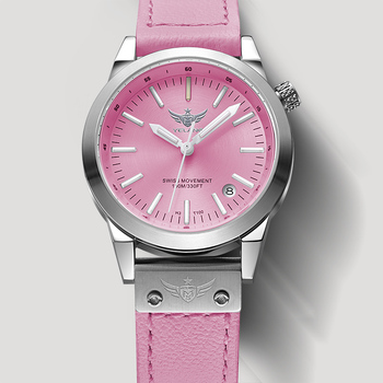 New Arrive YELANG V1010 Upgrade Version T100 Tritium Pink Luminous Waterproof Lady Women Fashion Casual Quartz  Watch Wristwatch