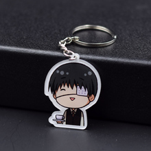 Tokyo Ghoul Re Keychain 6 Styles Key Chains Pendant Hot Sale Custom made Anime Key Ring FQ1