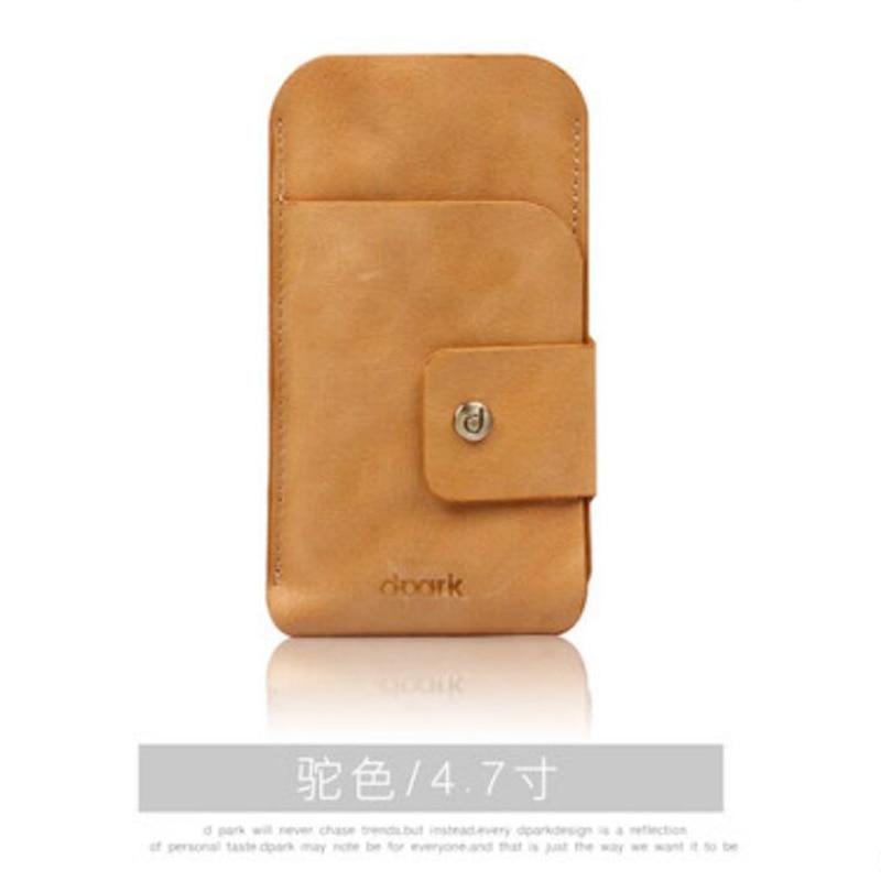New unique fashion 100% cowhide d - park for 6/6 s iphone...