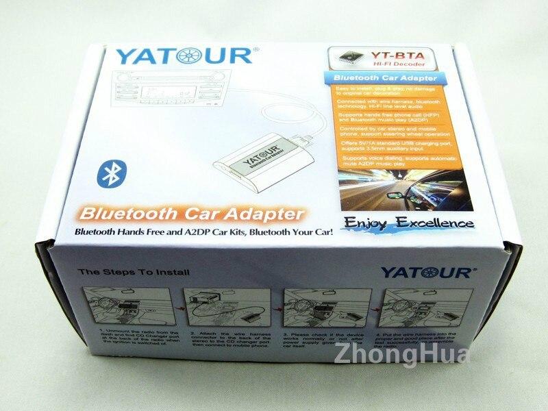 Автомобильный цифровой музыкальный адаптер USB SD Aux MP3 интерфейс автомобильный стерео для Hyundai 13 Pin Bluetooth телефон плесень и контроллер вариант - 6