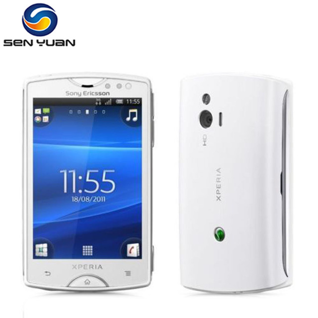 original sony ericsson xperia mini st15i st15 mobile phone unlocked rh aliexpress com Xperia Mini Teclado Xperia Phone