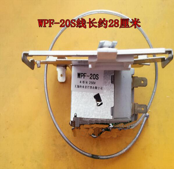 WPF 20S refrigeration parts fridge thermostat cable 28cm WPF 8 5S