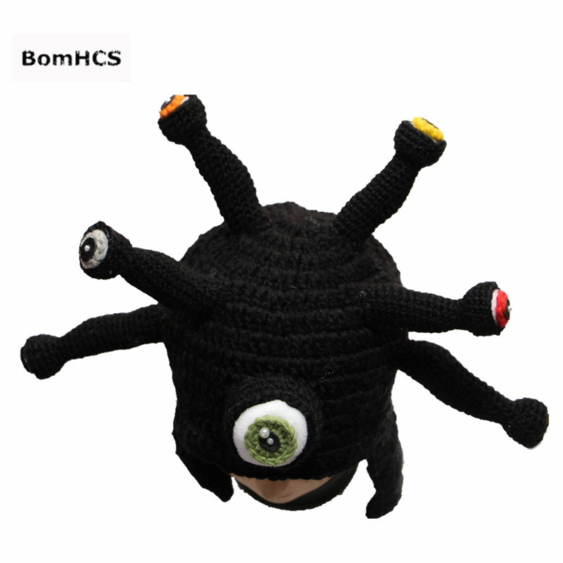 52f84b1ce52  Handmade from acrylic yarn  Yarn is securely woven into a fitting beanie   Warm and comfortable  Durable  Doubles as a costume piece or a autumn  winter ...
