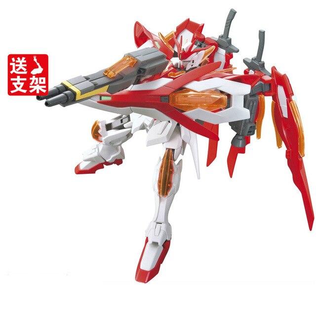 Anime Japan 1/144 Wing gundam zero Honoo Transformable model Puzzle assembled Robot hot kids toys Action Figure gunpla juguetes 2