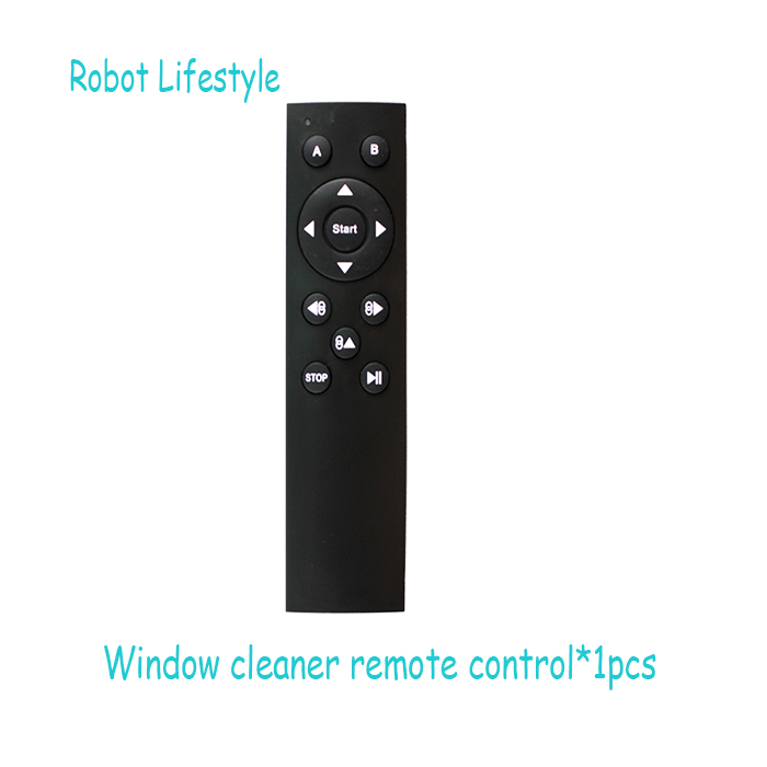 Robot window cleaner remote control*1pcs for window cleaner X5