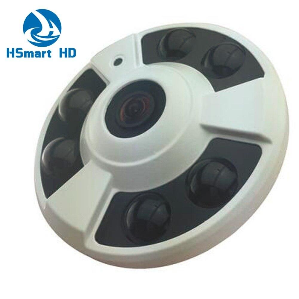 Fisheye 180 Degree AHD 960P 1080P 2 0MP CCTV font b Camera b font Indoor Dome