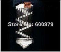 Lampada moderna di trasporto libero di cristallo superiore trasparente luce del pendente anche per il commercio all'ingrosso