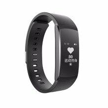 I6 Pro Bluetooth 4.0 вызовов сообщение сердечного ритма Мониторы Multi-спортивный режим Smart Band Фитнес трекер IP67 Водонепроницаемый