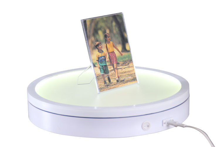 3D PHOTO SHOP DISPLAY ROTATING TURNTABLE 360 DEGREE MANNEQUIN PHOTOGRAPHY STAND With LED Background ems free shipping 3d photo shop display rotating turntable 360 degree mannequin photography stand