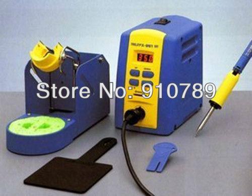 220V HAKKO FX-951 Digital Constant Temperature Lead-free Soldering Station iron стоимость