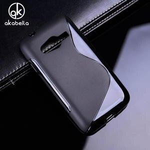 0199f20335 AKABEILA Soft TPU Phone Case For Samsung Galaxy ACE 4 NXT Lite G313 G318H  Trend 2