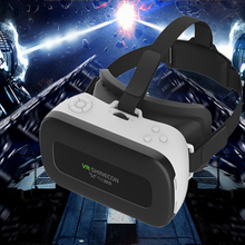 TV Television Theater Headset VR Glasses All In One Virtual Reality Glasses WIFI Bluetooth Connect Len Mirror Adjustment  AIO-01