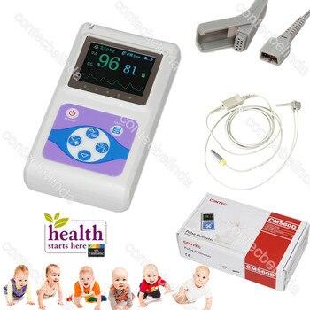 CONTEC NeonatalInfant Kid Born Pulse Oximeter Spo2 PR Monitor Color Display CMS60D CE FDA