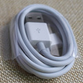 Alta calidad 1 m 2 m 3 m blanco 30 Pin USB Data Sync Cable cargador para el iPhone 4 4S