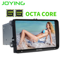 JOYING PX5 Octa 8 Core 2GB RAM Android Car Radio Player For VW GOLF 5 6