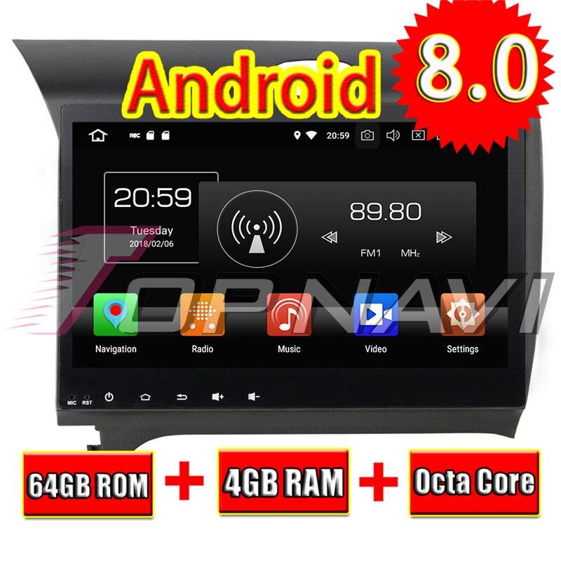 TOPNAVI Android 8,0 штатную CD Player для Kia K3 2012 2013 2014 2015 Авторадио gps навигации Аудио 2 Din стерео NO DVD