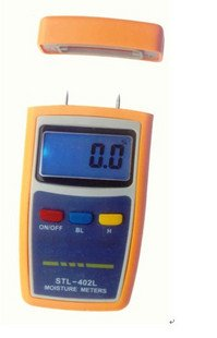 Pocket Wood Moisture Meter 1%-90% Accuracy:+-1% LCD Free shipping wholesale retail and drop shipping portable pin type wood moisture meter mc7806