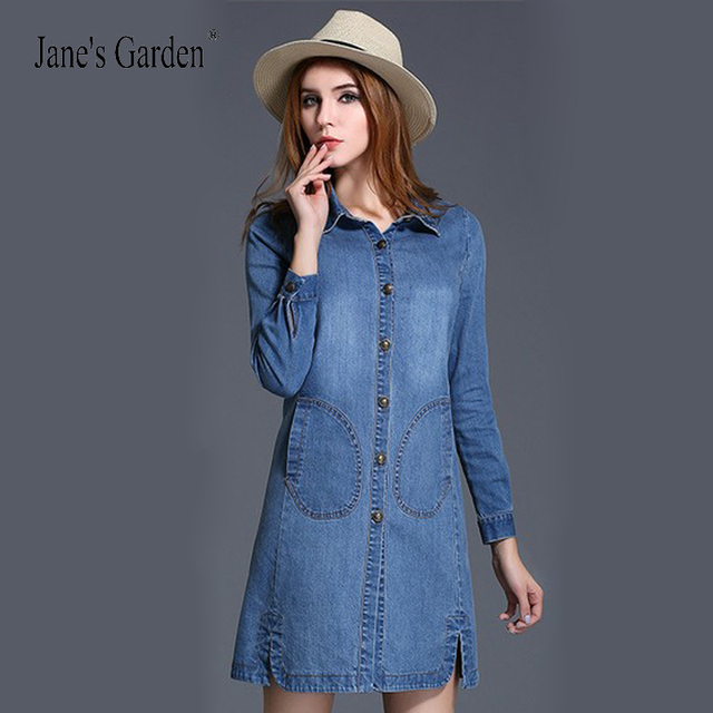 a00f3f7baea2 2017 new style jeans spring dress dollar price plus size women clothing  cheap clothes china online shop denim office Pure color