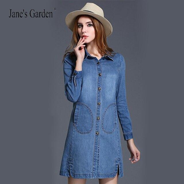 5b3d3d504 2017 novo estilo de jeans primavera vestido plus size preço do dólar roupas  femininas roupas baratas