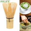 HILIFE чайная щетка японская церемония Bamboo Chasen кухонные аксессуары чайный инструмент 100 Matcha зеленый чайный венчик для пудры