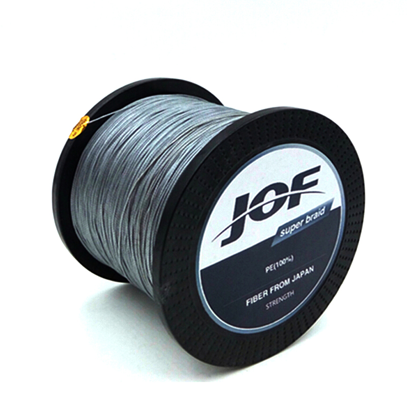 New RU 8STRANDS 1000M Super Strong Japan Multifilament PE Braided Fishing Line 15 20 30 40 50 60 80 120 150 200LB 8PLYS peche