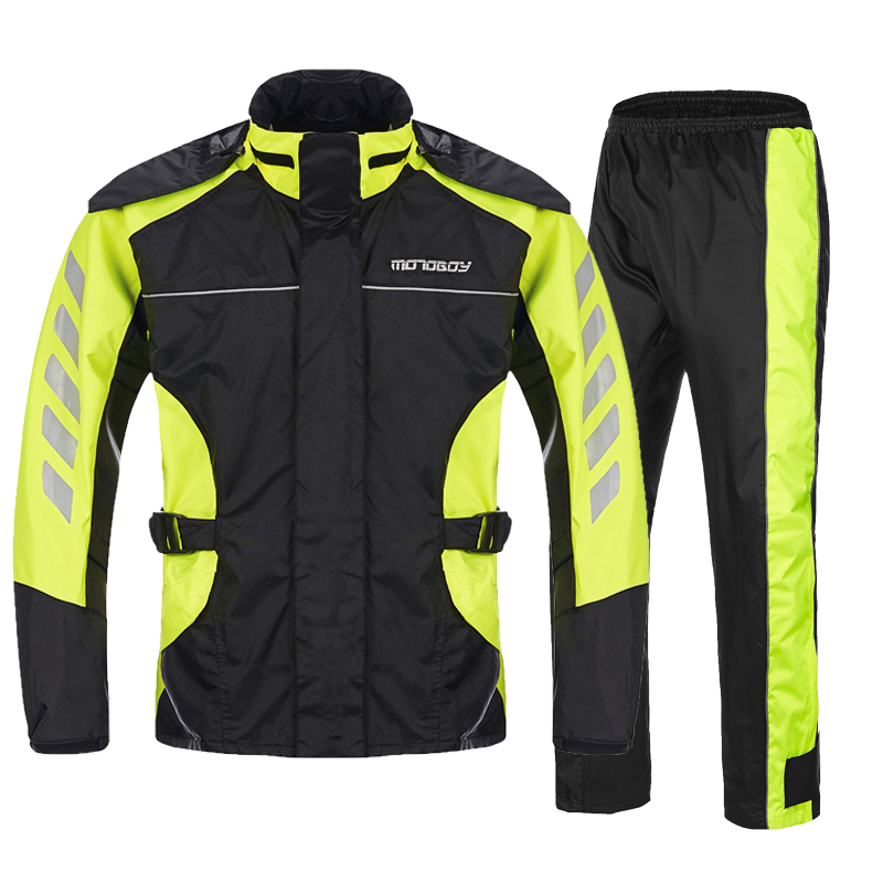 Rain coat Outdoor sports jacket motorbike raincoat suit motorcross Impermeable waterproof Fishing raincoat MOTOBOY RJ01 P 01 боксеры emporio armani боксеры