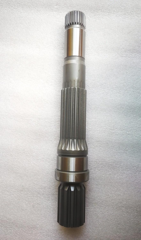 Drive shaft for repair Rexroth hydraulic piston pump A4VG125 pump parts repair kit bosch rexroth bearings r162363210