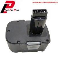 For Interskol 14.4v H14 14.4V 1500mAh Ni CD DA 13 / 14.4E Power Tool Replacement Battery Cordless Drill