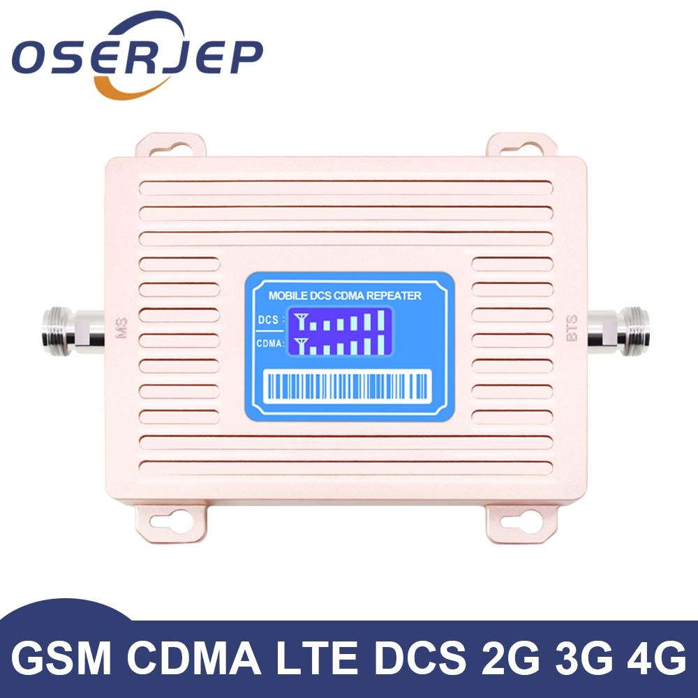 2018 ใหม่ที่ดีที่สุดราคา GSM GSM DCS Dual Band 2 กรัม 4 กรัม 850 1800 เมกะเฮิร์ตซ์ Cellular โทรศัพท์มือถือสัญญาณ Booster repeater Amplifier จอแสดงผล LCD-ใน เครื่องกระตุ้นสัญญาณ จาก โทรศัพท์มือถือและการสื่อสารระยะไกล บน AliExpress - 11.11_สิบเอ็ด สิบเอ็ดวันคนโสด 1