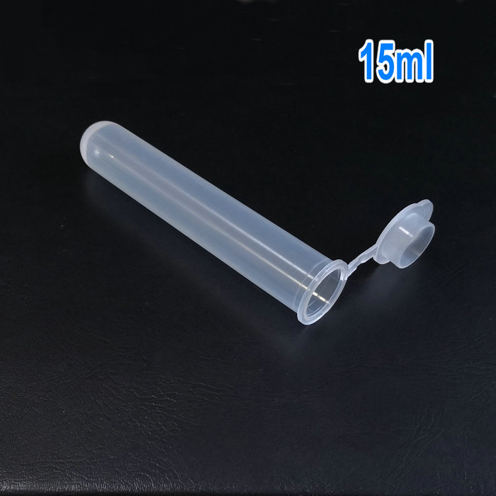 100pcs/lot 15ml plastic round-bottom Lab sample tube PP centrifuge tube with joint cap for school experiment 10pcs lot 15ml glass graduation test tube with black screw cover centrifuge tube round bottom for school laboratory