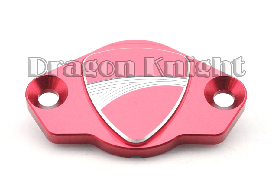 Motocycle Accessories For DUCATI MONSTER 400 600 620 Alternator Cover Red accessories for nourishment