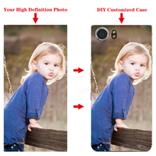 Custom Photo Customize Picture Phone Case For Blackberry-Q10 Z10 Z30 DTEK70 DTEK60 50 KEYone Priv Key2 Motion Passport Q30 Cover cheap JURENHE Quotes Messages Floral Marble Matte Plain Animal Transparent Geometric Fitted Case Mobile Phone Bags Cases Dirt-resistant