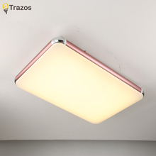 2017 Ceiling lights indoor lighting led luminaria abajur modern led ceiling lights for living room lamps